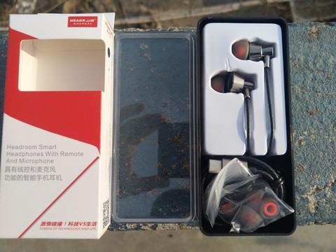 Headroom MS19 Type-C Earphone(extra bass)