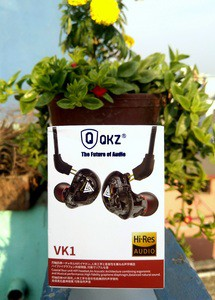 QKZ VK1 4 Dynamic Hybrid In Ear Earphone