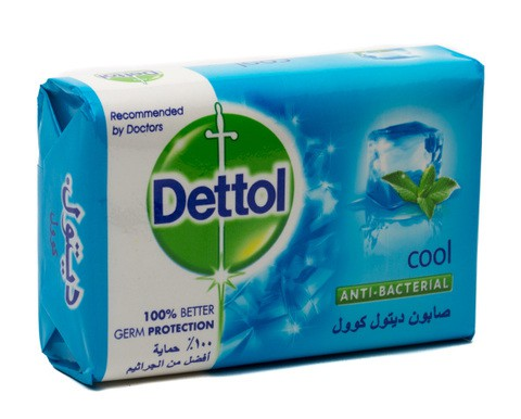 Dettol Soap Cool 120 gm