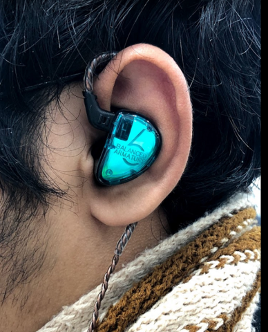 KZ AS06 3BA Balanced Armatures HiFi in-Ear Earphones With Mic