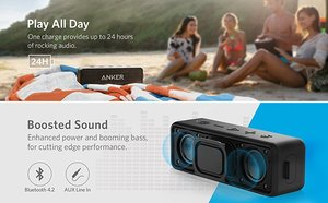 Anker SoundCore Select Bluetooth Speaker (18 Months Official Warranty)