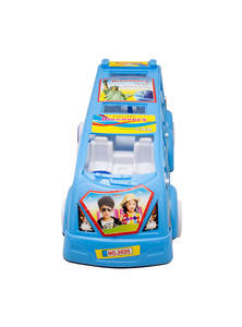 Sky Blue Toy Discovery Car