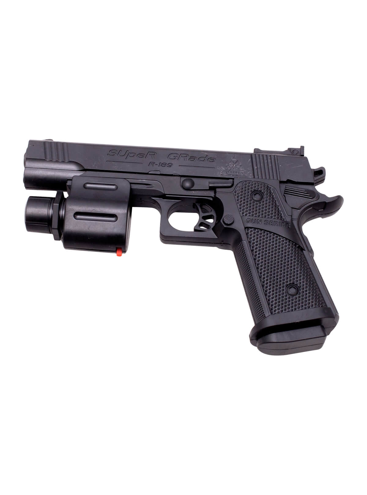 Black Grade Sports Toy Gun