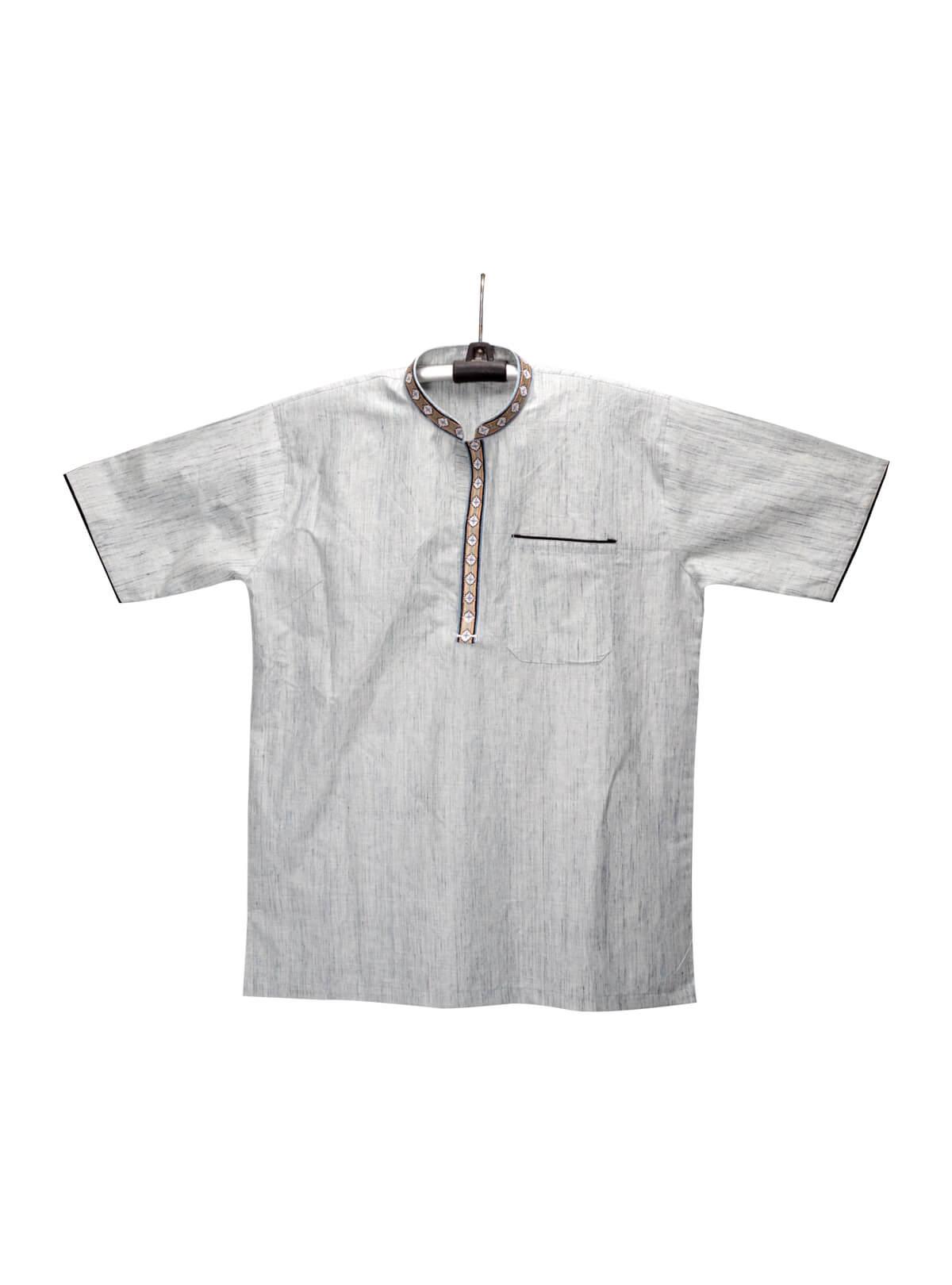 221d49c31 Ash Cotton Gents Fotua | Oikko.com.bd