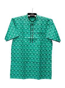 Light Sea Cotton Green Gents Fotua