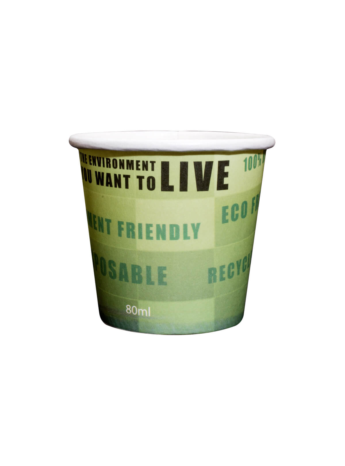 One Time Paper Cup (80 ml)