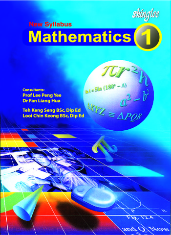 New syllabus Mathematics 1 5th Edition