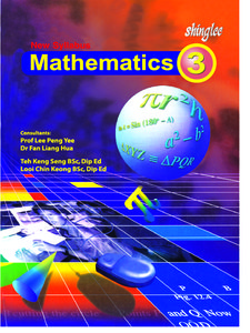 New syllabus Mathematics 3 5th edition