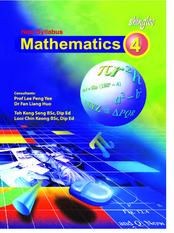 New syllabus Mathematics 4 5th edition
