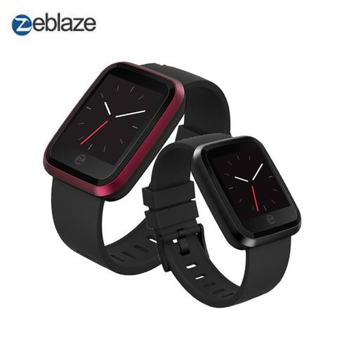 Zeblaze Crystal 2 Smart Bracelet - (Black, Red, Blue)