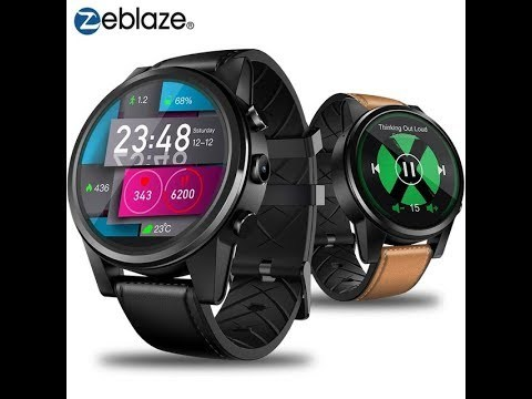 Zeblaze Thor 4 Pro 4G Sim Supported Smartwatch Phone