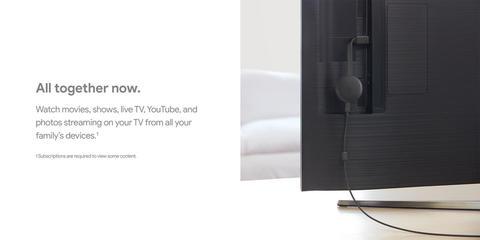 Google Chromecast Version 3