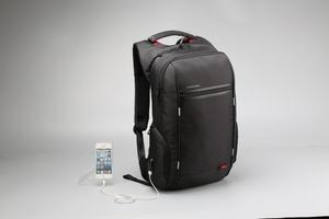 Kingsons Water Resistant Laptop Backpack(Single Compartment)