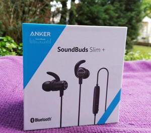 Anker Soundbuds Slim+ (18 Months Official Warranty)