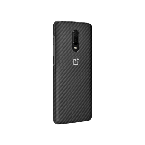 OnePlus 6T Protective Case Karbon