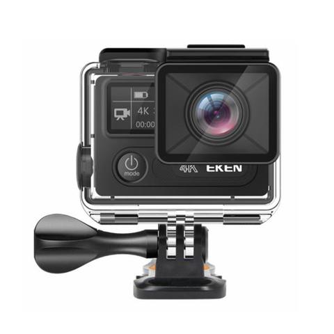 EKEN H8R PLUS Action Camera 4K 30FPS Ultra HD 170 Degree Wifi 2.0' Screen Go Underwater Waterproof Pro Sport Camera
