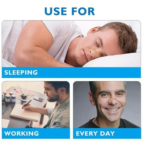 Better Breath Anti Snore Strip (নাক ডাকা বন্ধ করার জন্য)