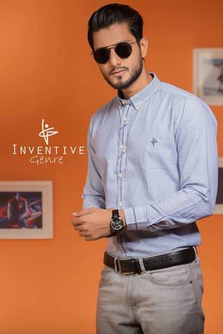 Full Sleeve Shirt IG S 137
