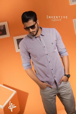 Full Sleeve Shirt IG S 136