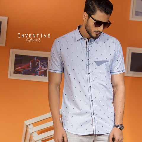Short Sleeve Shirt IG S 135