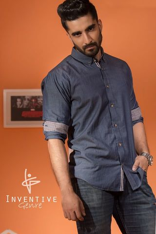 Full Sleeve Shirt IG S 139