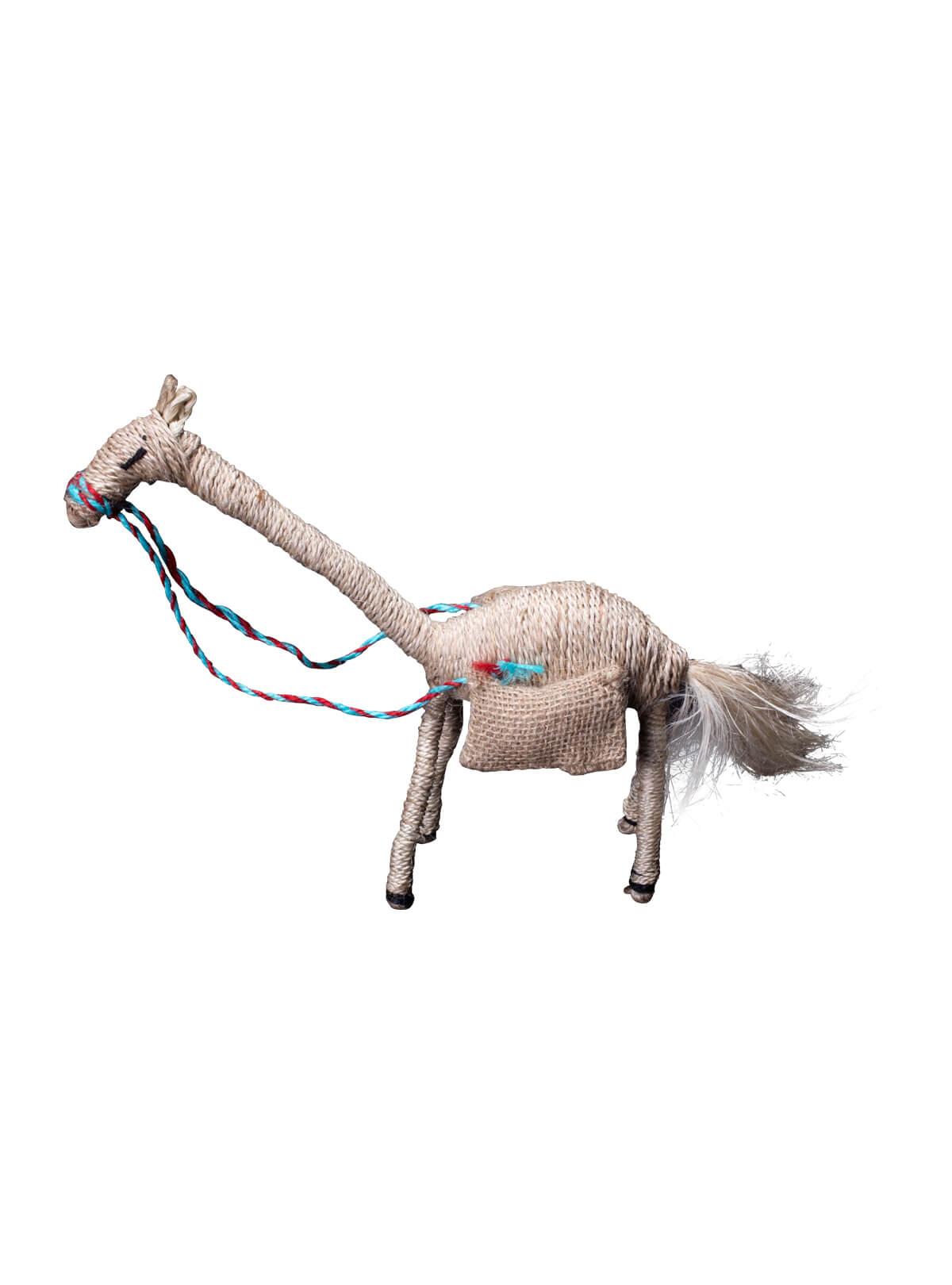 Jute Camel Toy