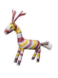 Jute Deer Toy