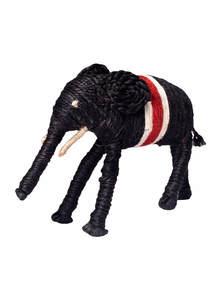 Jute Elephant Toy