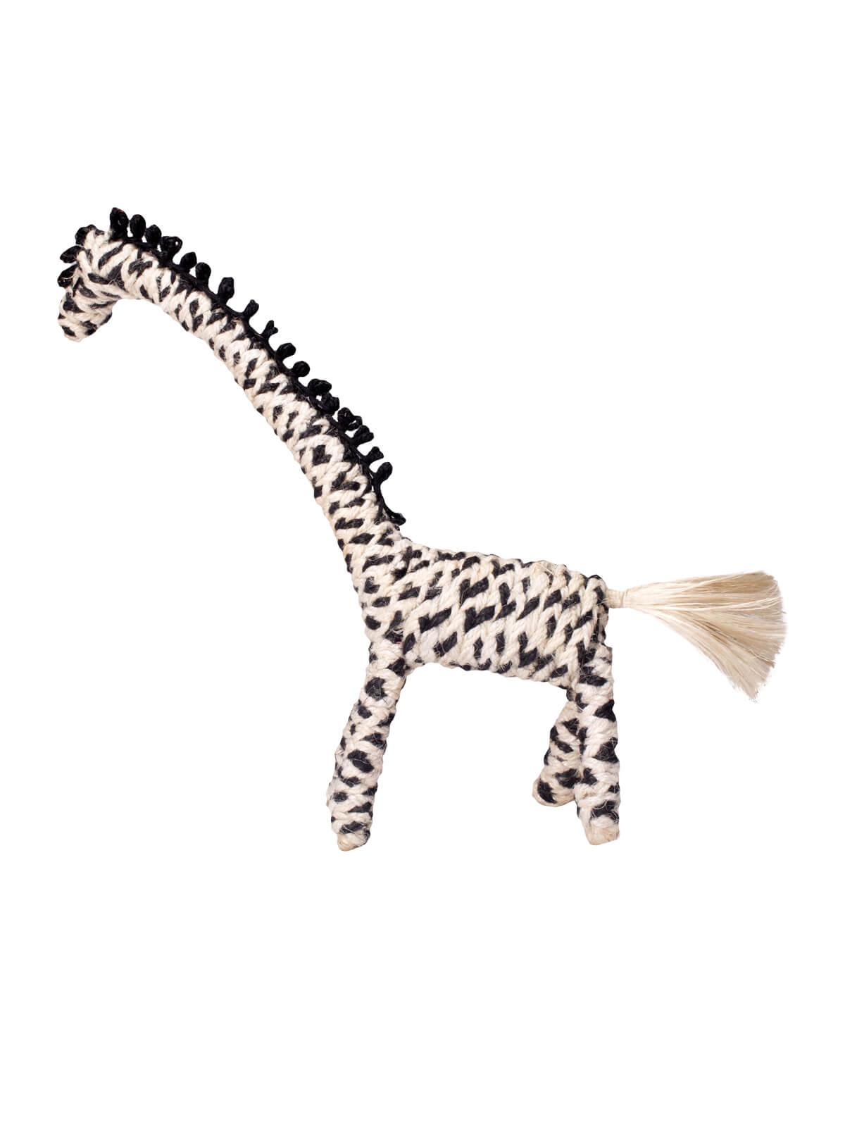 Jute Giraffe Toy