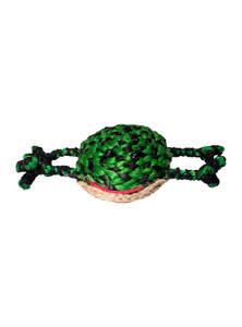 Jute Frog Toy