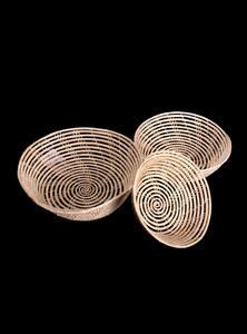 Palm Fiber Conical Tray