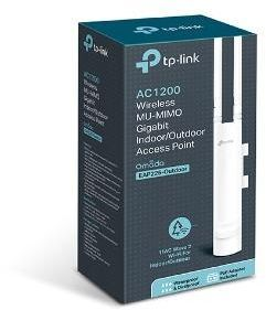 TP-Link EAP225-Outdoor AC1200 Outdoor Dual-Band WiFi  Access Point