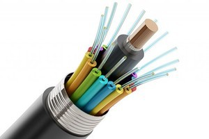 Birla 4 Core Optical Fibre Cable