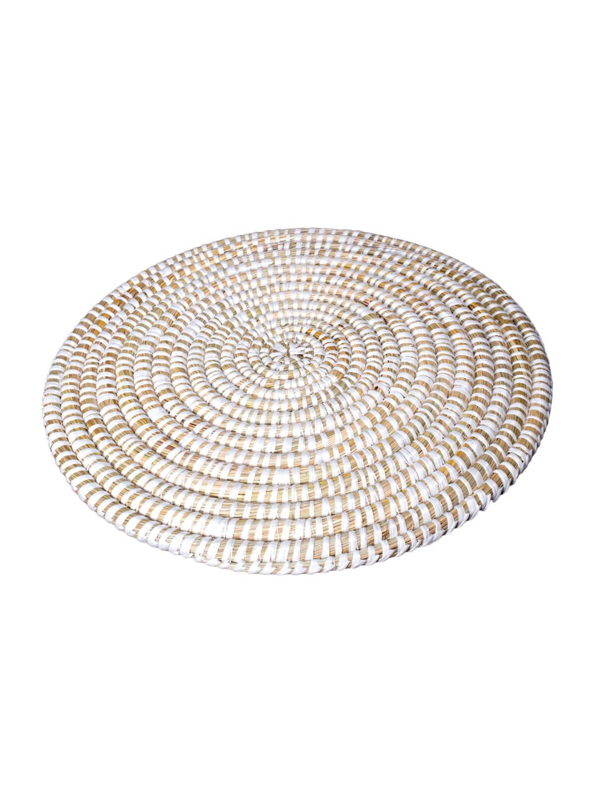 Sun Grass Plate Mat