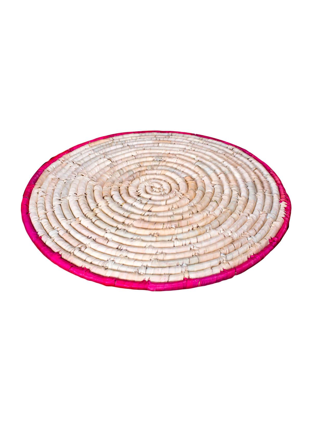 Palm Fiber Plate Mat