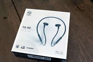 Macaw TX - 80 Detachable Neckband Bluetooth Headphones