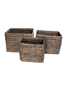 Sun Grass Basket