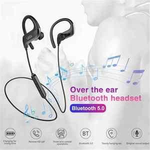UiiSii BT100 Over Ear Wireless Bluetooth 5.0 Earphone