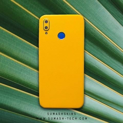 Matte Yellow (3M)