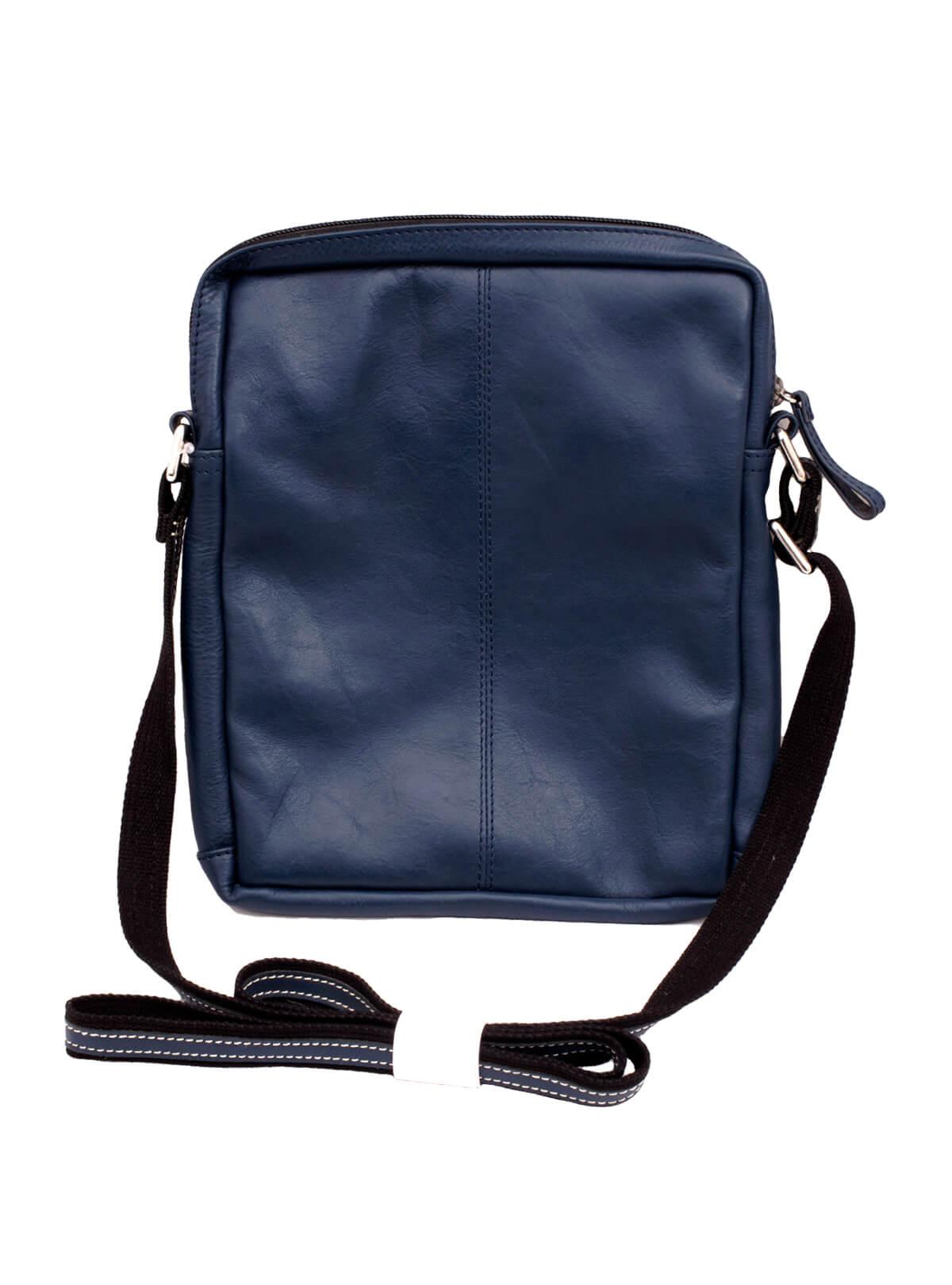 Gents Leather Messenger Bag