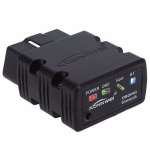 KW902 ELM327 Bluetooth OBD-II Car Auto Diagnostic Scan Tools Automotive Car Scan Tool Wireless Connection