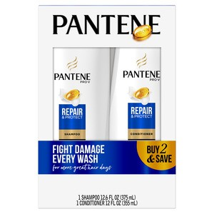 Pantene Pro-V Repair & Protect Shampoo and Conditioner Bundle