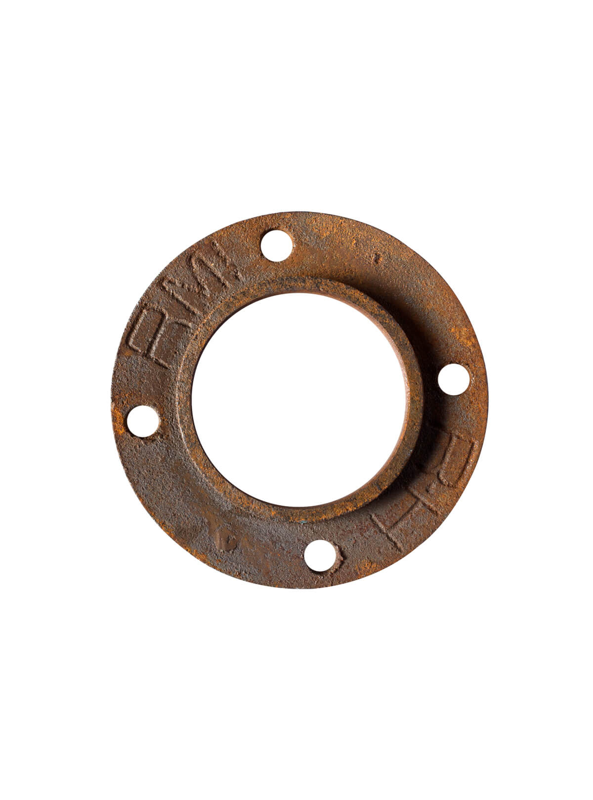 Shallow Machine Ring Flange