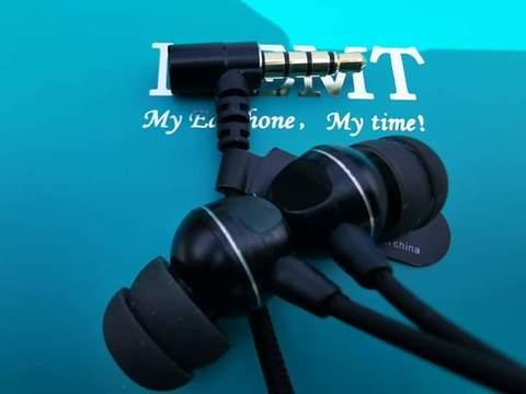 MEMT X5S In Ear Earphone 3.5MM Stereo In Ear Headset Dynamic Earbuds Hifi Bass Earphone
