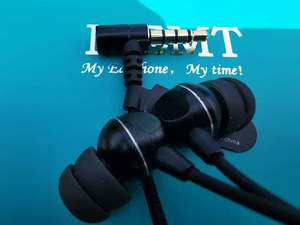 MEMT X5S In Ear Earphone 3.5MM Stereo In Ear Headset Dynamic Earbuds Hifi Bass Earphone