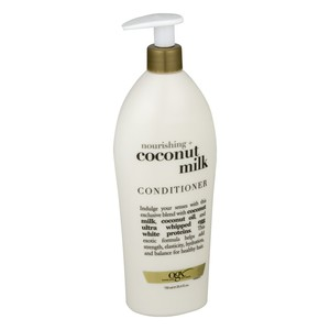 OGX Nourishing Coconut Milk Shampoo & Conditioner set 25.4 Oz