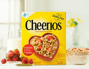 General Mills Cheerios Gluten-Free Cereal 20.35 oz,