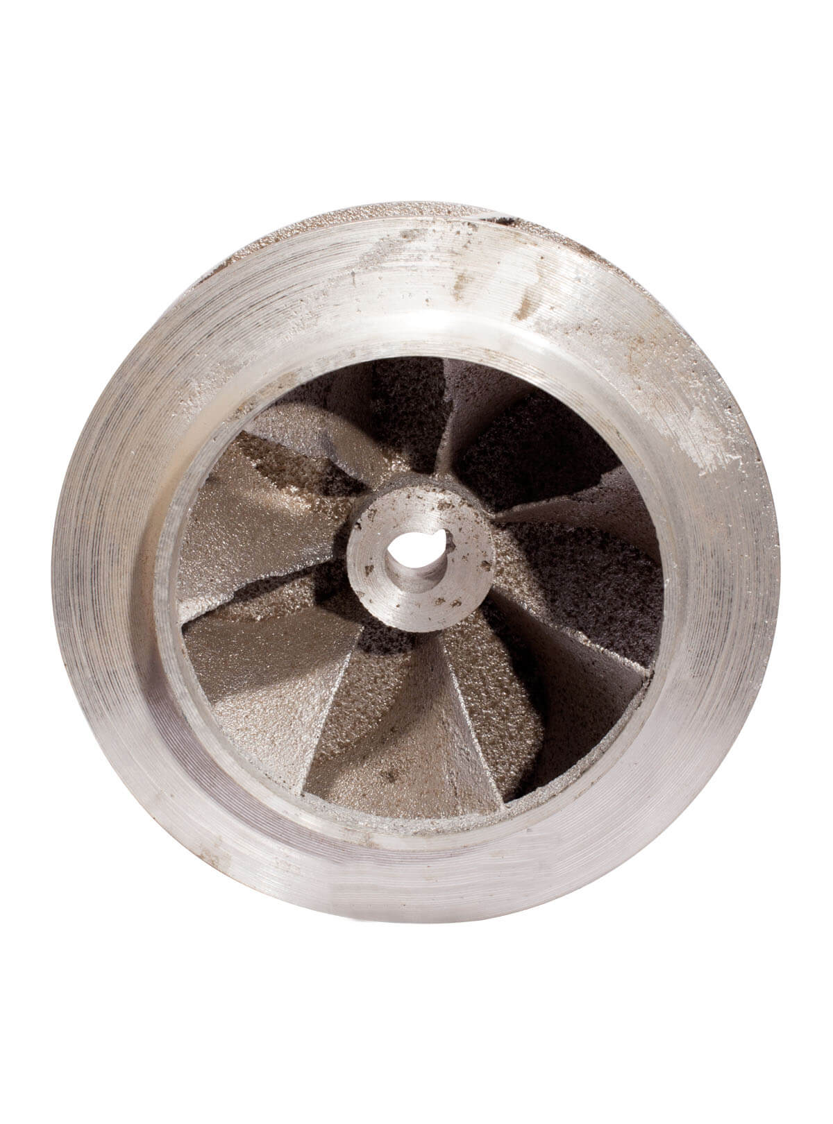 Centrifugal Water Pump Fan