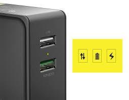 ROCK Sugar QC 3.0 Dual USB Wall Charger 30W Quick Charge EU Plug for iPhone X 8 plus
