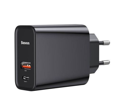 BASEUS BS-CH905 30W Speed PPS Quick Charger C+U Type-C + USB Dual Output B5T9